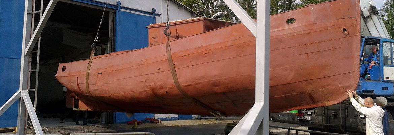 Remonty jachtów i motorówek